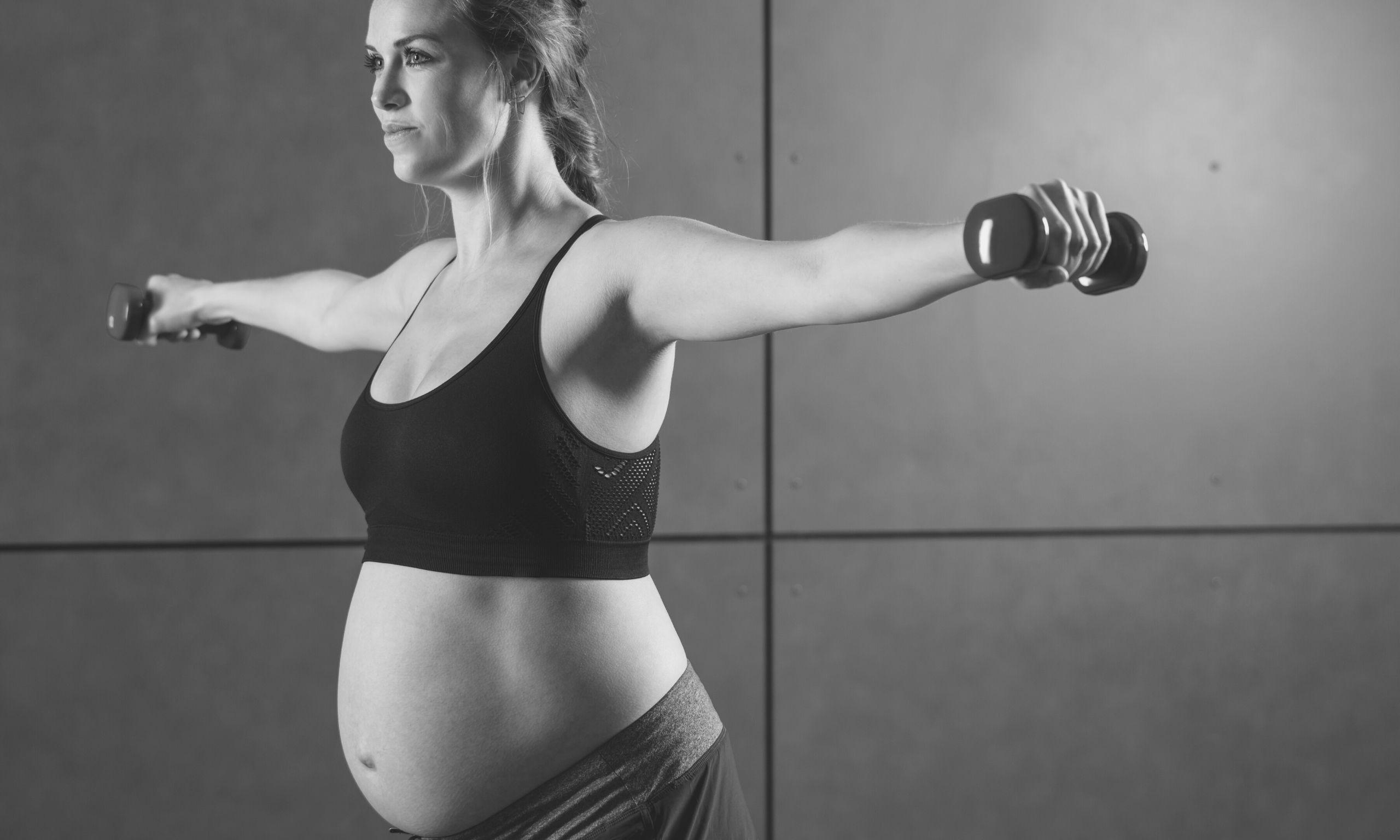 embarazo active