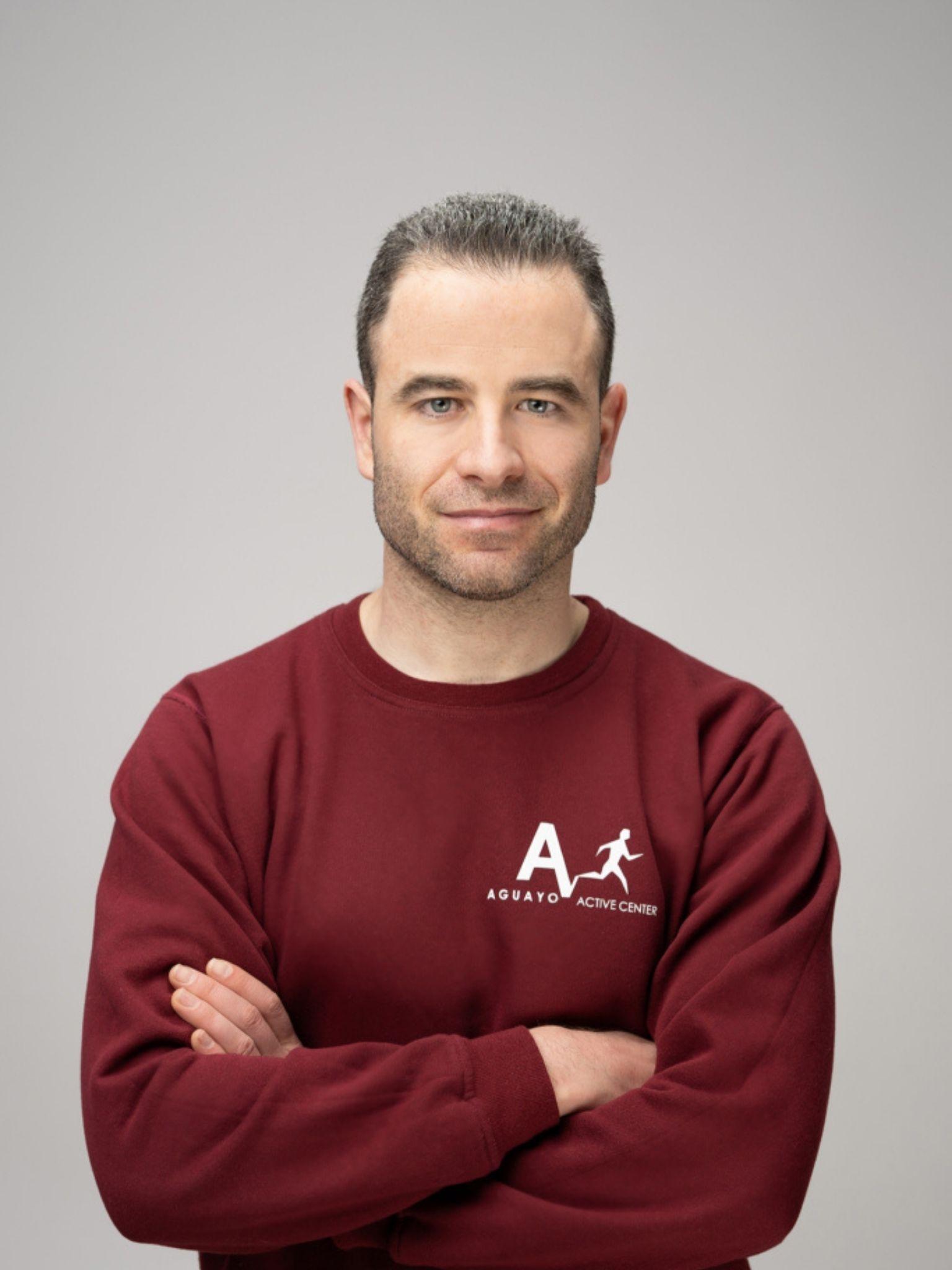 Antonio Ballesteros Aguayo (Entrenador personal)